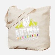 We rock Tote Bag