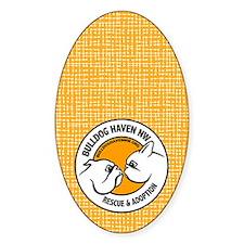 BHNW LOGO w/orange - Decal