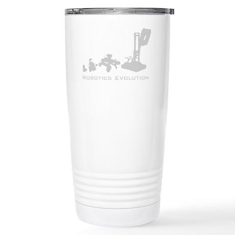 Robotics Evolution Stainless Steel Travel Mug
