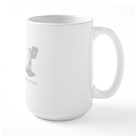 Robotics Evolution Large Mug