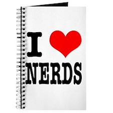 I Heart (Love) Nerds Journal