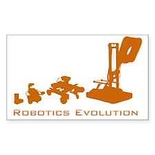 Robotics Evolution Decal