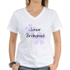 Jr. Bridesmaid Lilac Shirt