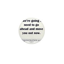 Moving Out Mini Button