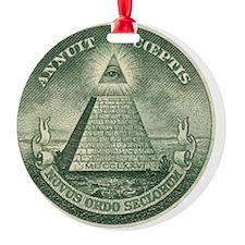 Illuminati Ornament