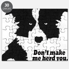 Don't Make Me Herd You Puzzle
