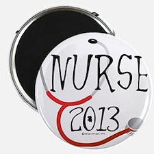 Nurse 2013 Announcement Magnet
