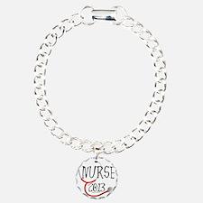 Nurse 2013 Announcement Bracelet