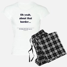 About That Border Pajamas