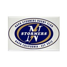 Stormers Est Rectangle Magnet