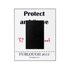 Protect and Serve Picture Frame