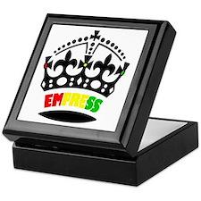 EMPRESS RASTA Keepsake Box