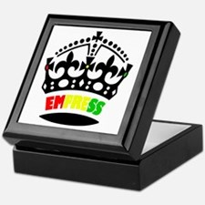 EMPRESS RASTA Keepsake Box