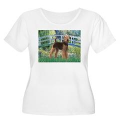 Bridge - Airedale #6 T-Shirt