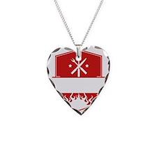 Grilling Logo Necklace