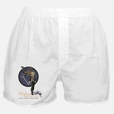 Laura Grey Boxer Shorts