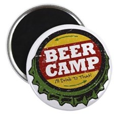 Beer Camp Magnet