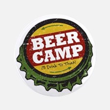 "Beer Camp 3.5"" Button"