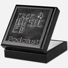 Free Music Ed Podcast Keepsake Box