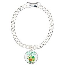 Luck O the Irish be with Bracelet