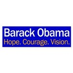 Barack Obama: Hope, Courage, Vision