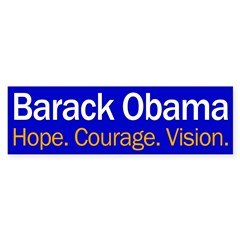 Barack Obama: Hope, Courage, Vision