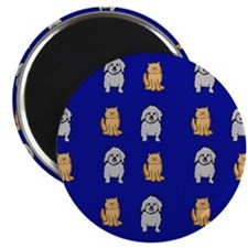 Cute Cats and Dogs Magnet