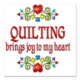 Quilting Square Car Magnets