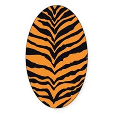 Tiger Print Decal
