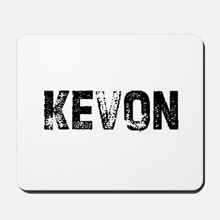 Kevon Mousepad