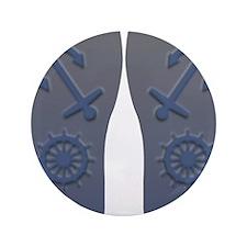 """Nautical 3.5"""" Button"""
