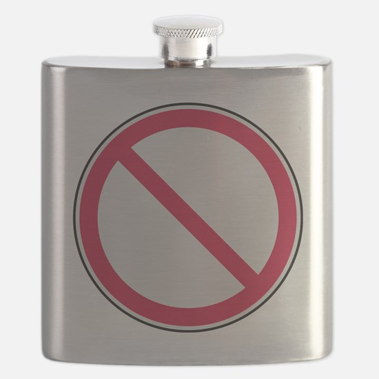 prohibition_sign Flask