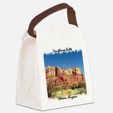 Courthouse Butte Canvas Lunch Bag