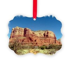 Courthouse Butte Ornament