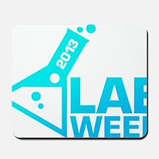 LabWeek 2013 SXS Blue Mousepad