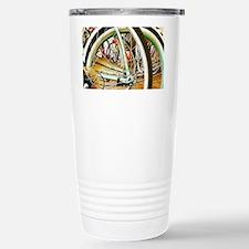 Hipster Wheels Travel Mug