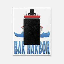 Bar Harbor Boat Front Picture Frame