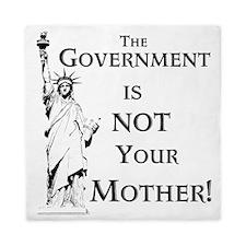 Not Your Mother Queen Duvet