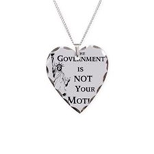 Not Your Mother Necklace