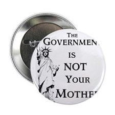 "Not Your Mother 2.25"" Button"