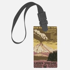 Lassen Volcanic National Park Vi Luggage Tag
