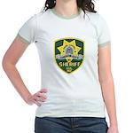 Carson City Sheriff Jr. Ringer T-Shirt