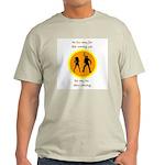 Disco Nursing Light T-Shirt