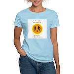 Disco Nursing Women's Light T-Shirt