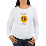 Disco Nursing Women's Long Sleeve T-Shirt