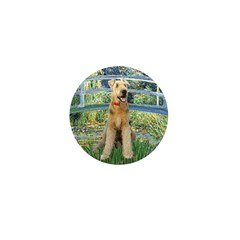 Bridge - Airedale #6 Mini Button