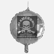 2nd AMENDMENT AMERICA'S ORIGINAL HOM Balloon