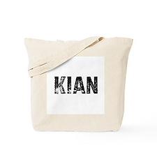 Kian Tote Bag