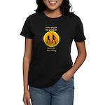 Disco Nursing Women's Dark T-Shirt