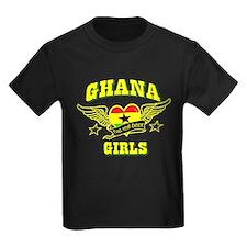 Ghana has the best girls T